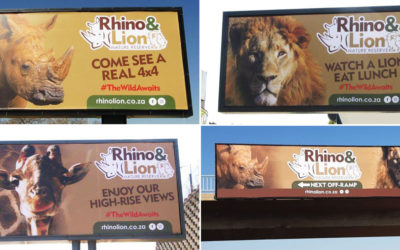 Rhino & Lion Nature Reserve and Brand Factor remind Gauteng that the wild awaits