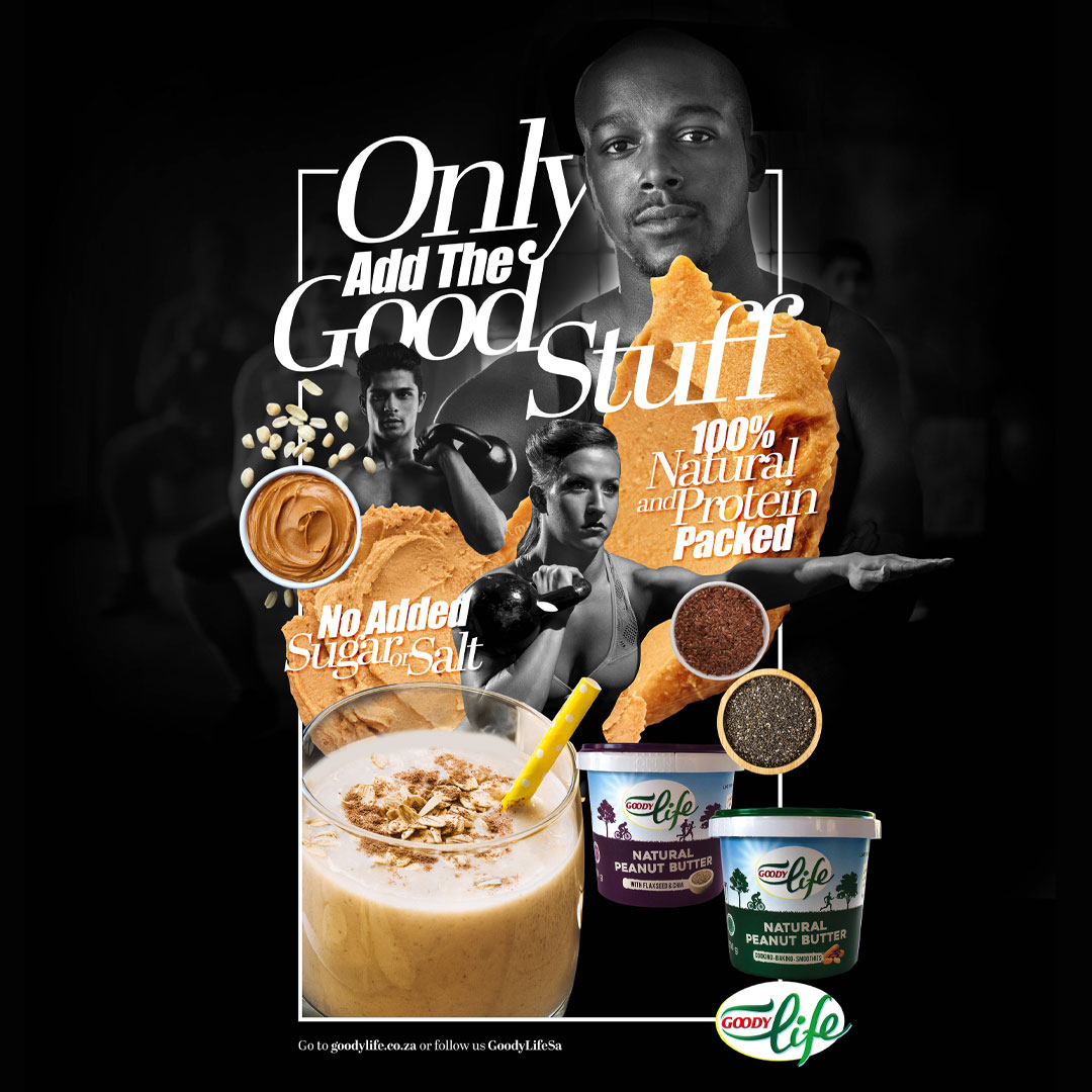 Only Add The Good Stuff Campaign